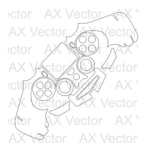xbox one controller design template  diagrams  wiring